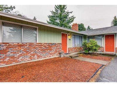 Multnomah County Multi Family Home Pending: 15557 E Burnside St