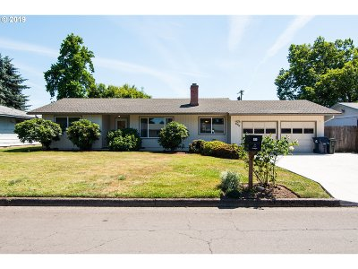 Springfield Single Family Home For Sale: 573 Springdale Ave