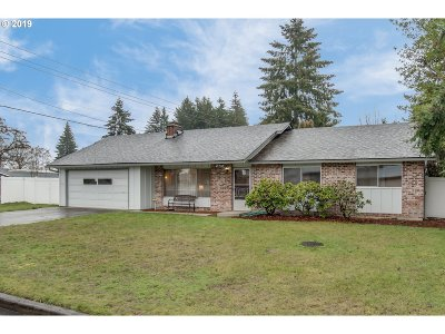 Vancouver Single Family Home For Sale: 9411 NE 87th St