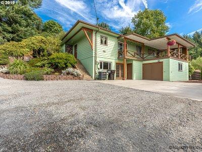 Estacada Single Family Home For Sale: 186 NE Shafford St