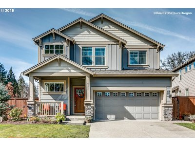 Wilsonville Single Family Home For Sale: 28651 Greenway Dr