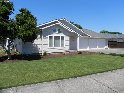 Junction City Single Family Home For Sale: 1492 W 13th Ave