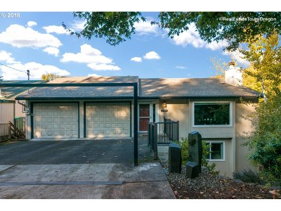 Single Family Home For Sale: 2805 SW Bertha Blvd