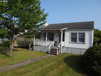 Single Family Home For Sale: 1258 Ivy Ave