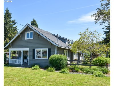 Cottage Grove, Creswell Single Family Home For Sale: 78975 Thornton Ln