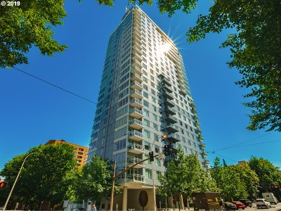 Condo/Townhouse For Sale: 1500 SW 11th Ave #304