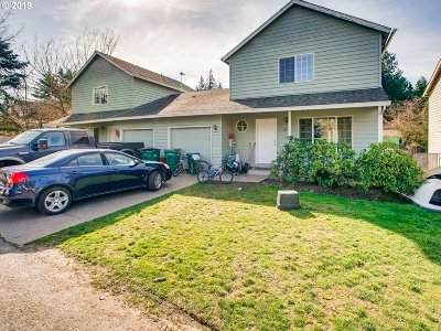 Newberg, Dundee, Mcminnville, Lafayette Multi Family Home For Sale: 629 N Grant St