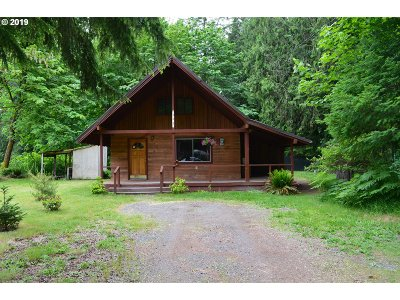 Cowlitz County Single Family Home Bumpable Buyer: 113 Old Lake Merrill Rd