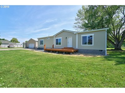 McMinnville Single Family Home For Sale: 14625 SE 1st St