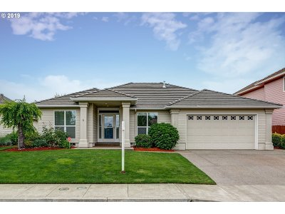 Keizer Single Family Home Sold: 1148 McNary Estates Dr