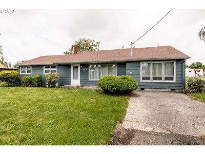 Santa Clara Single Family Home For Sale: 2619 Belmont St