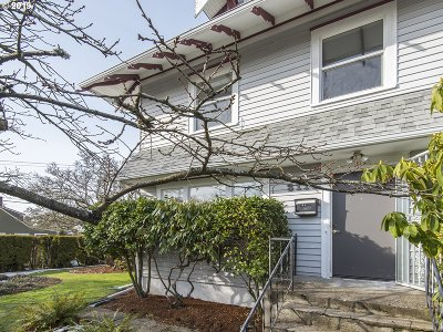 Portland Single Family Home For Sale: 3111 NE 57th Ave