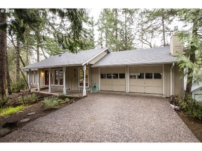 Eugene Single Family Home For Sale: 2901 Timberline Dr