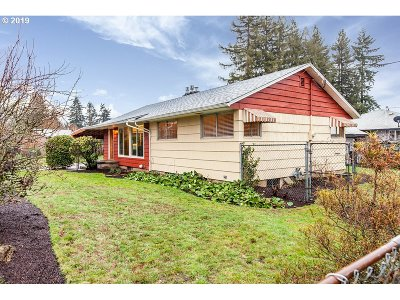 Single Family Home For Sale: 708 NE 127th Ave
