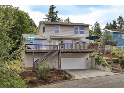 Portland Single Family Home For Sale: 7820 SE 119th Dr