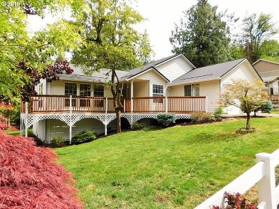 Vernonia Single Family Home For Sale: 1638 Heather Ln