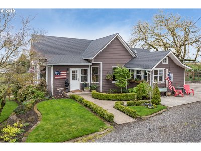 Gresham Single Family Home For Sale: 33515 SE Oxbow Dr
