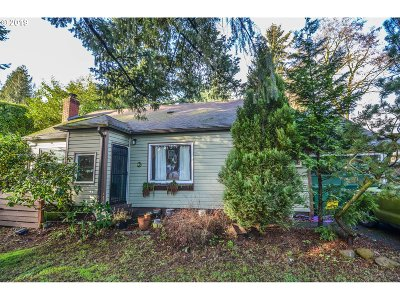 Single Family Home For Sale: 1525 SE 139th Ave