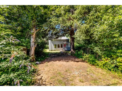 Manzanita Single Family Home For Sale: 34450 Necarney Blvd
