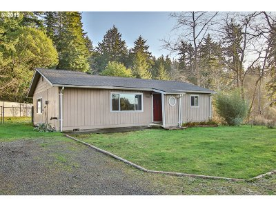 North Bend Single Family Home For Sale: 94342 Sether Street Ln