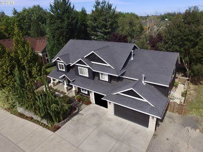 Felida Single Family Home For Sale: 13213 NW 48th Ave