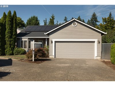 Forest Grove, Cornelius, Hillsboro Single Family Home For Sale: 373 SE 71st Pl