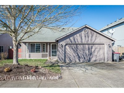 Newberg, Dundee, Lafayette Single Family Home For Sale: 1235 Crystal Ln