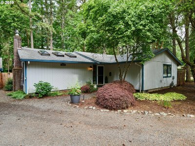Beaverton Single Family Home For Sale: 18220 SW Pheasant Ln