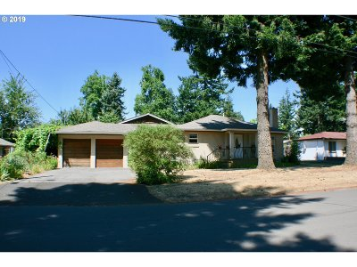 Single Family Home For Sale: 1723 NE 119th Ave