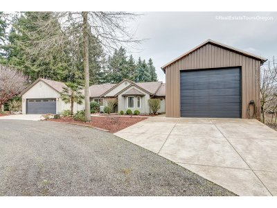 Hillsboro Single Family Home For Sale: 29365 SW Hillecke Rd