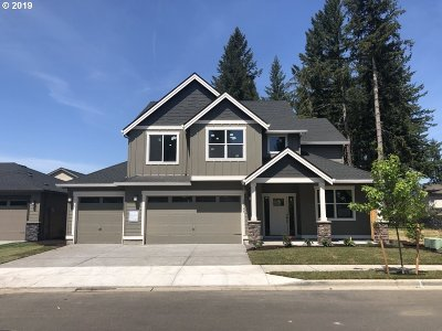 Vancouver Single Family Home For Sale: 17706 NE 33rd St #LOT19