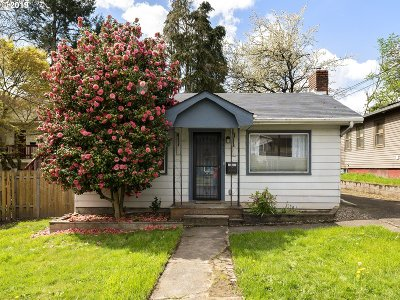 Single Family Home For Sale: 4215 SE 34th Ave