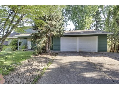 Beaverton, Aloha Single Family Home For Sale: 20885 SW Deline St