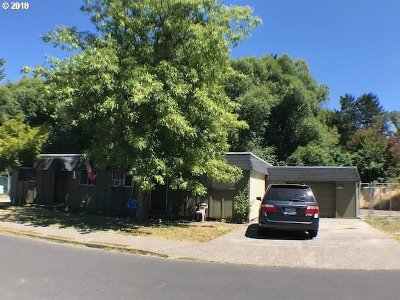 Washington County Multi Family Home Pending: 6350 SW 188th Ct