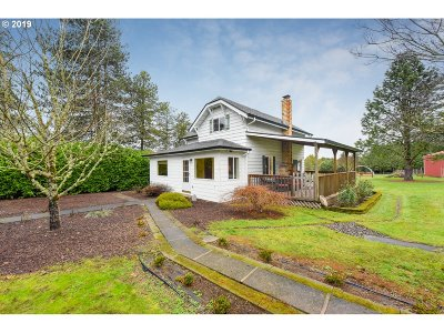 Single Family Home For Sale: 16672 S Springwater Rd