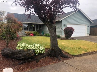 Eugene Single Family Home For Sale: 2565 Mangan St