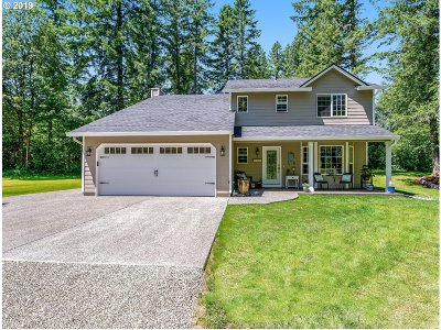 Battle Ground WA Single Family Home For Sale: $519,900