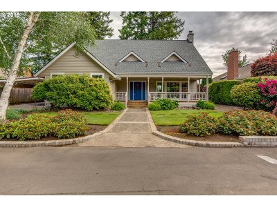 Clackamas County Single Family Home For Sale: 5589 River St