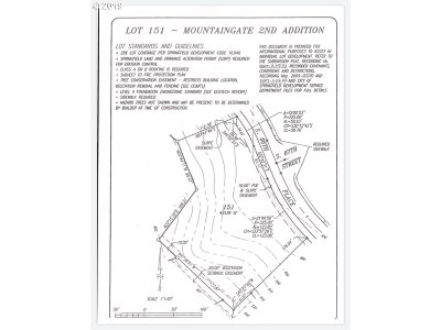Springfield Residential Lots & Land For Sale: S 66th Pl