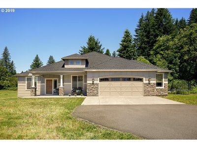 Washougal Single Family Home For Sale: 52 Thompson Dr