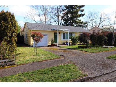 Eugene Single Family Home For Sale: 1657 McKinley Ct