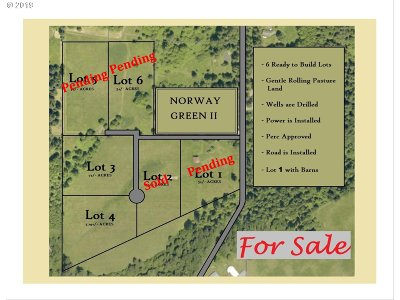 Camas, Washougal Residential Lots & Land For Sale: 2504 SE 377th Ave