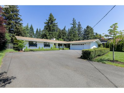 Vancouver Single Family Home For Sale: 5808 Buena Vista Dr