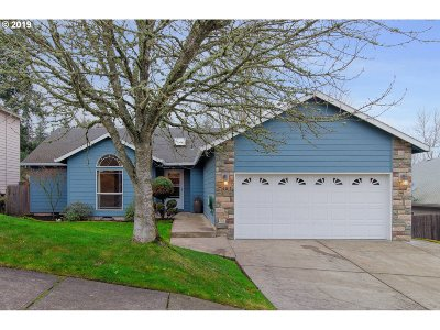 Beaverton Single Family Home Bumpable Buyer: 7483 SW Applegate Dr