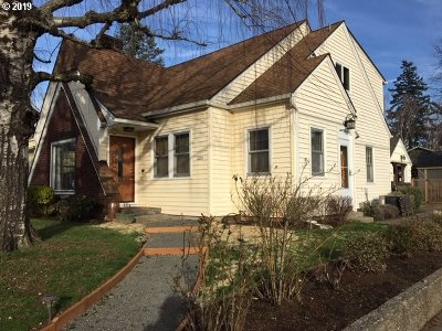 Single Family Home For Sale: 3236 SE 57th Ave