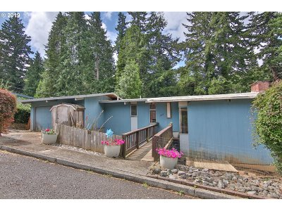 Coos Bay Single Family Home For Sale: 1785 Kingwood Ave