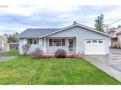 Milwaukie Single Family Home For Sale: 3303 SE Vineyard Rd