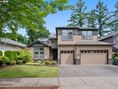 Beaverton Single Family Home For Sale: 16103 SW Snowy Owl Ln