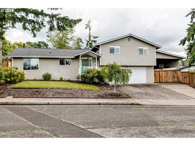Eugene Single Family Home For Sale: 1490 Mesa Ave