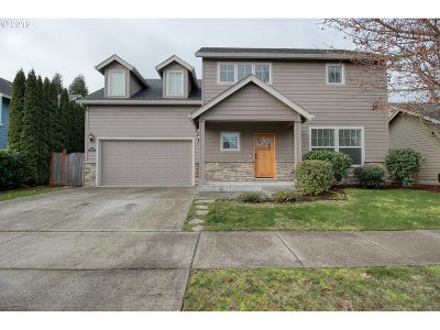 Eugene Single Family Home For Sale: 2484 Crowther Dr